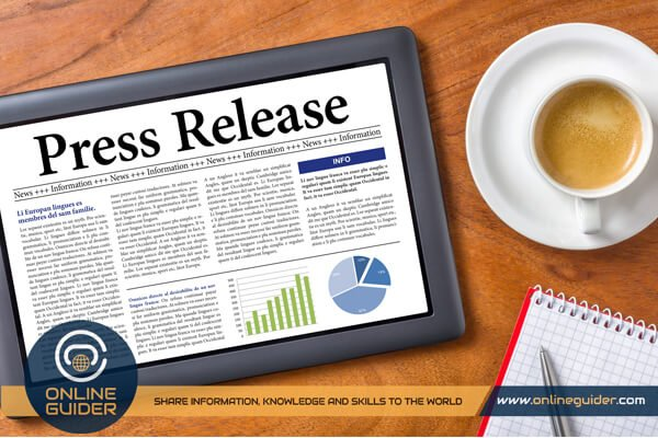 Free Press Release Sites Online