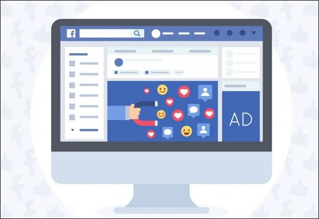 Facebook Social Media Marketing Website