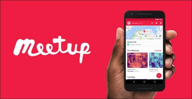 Meetup Social Media Marketing Website