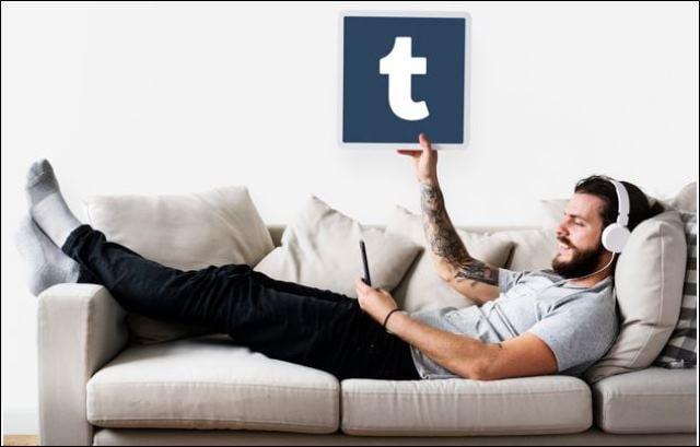 Tumblr Social Media Marketing Website