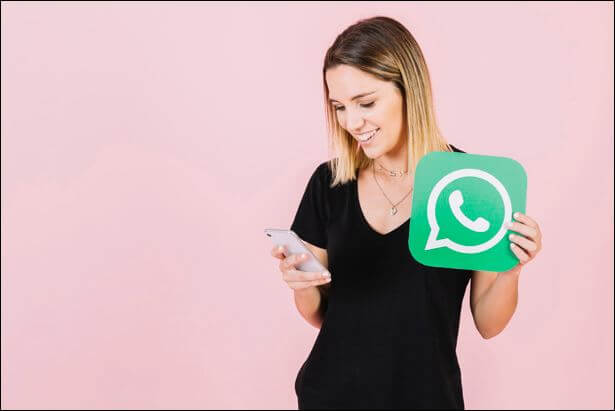 Whatsapp Social Media Marketing Website