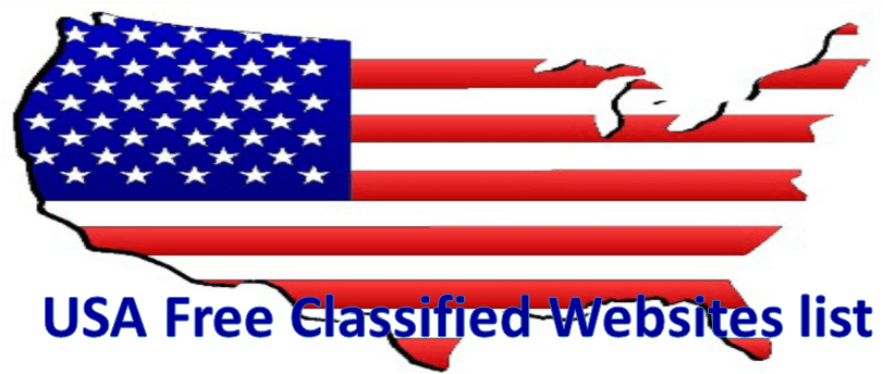 USA Free Classified Websites list - Online Guider