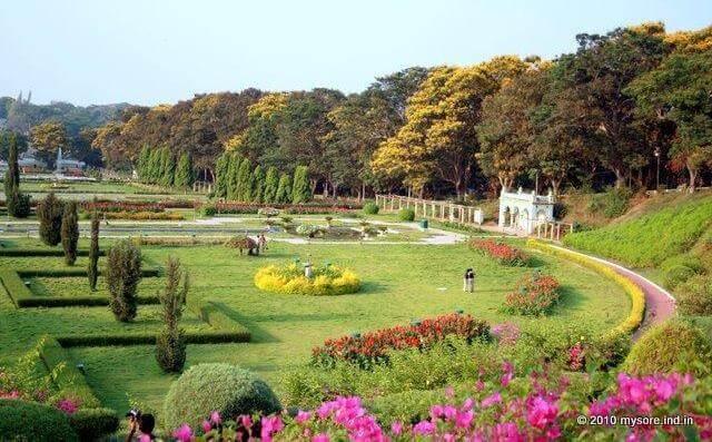 Brundavan garden mysore