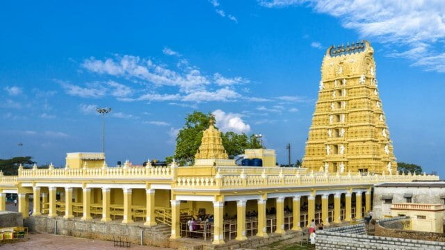 Chamundi Hills Mysore