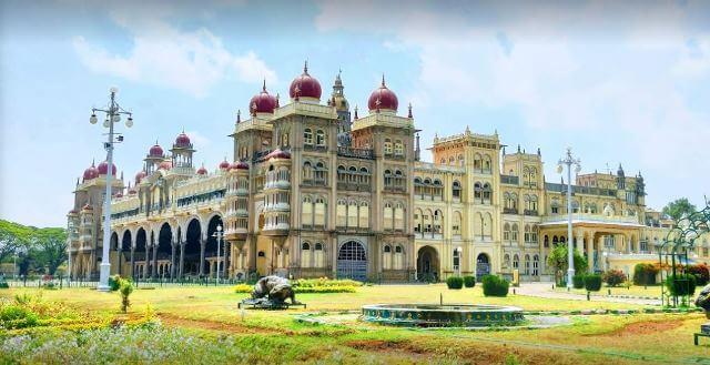 Mysoe Palace