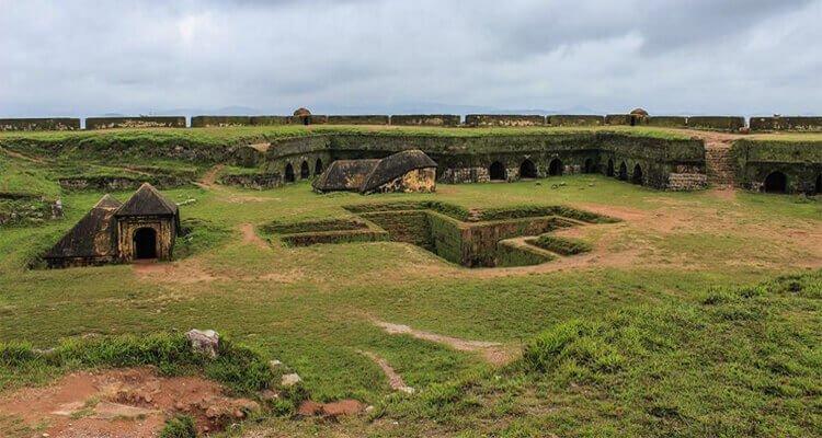 manjarabad fort sakaleshpur