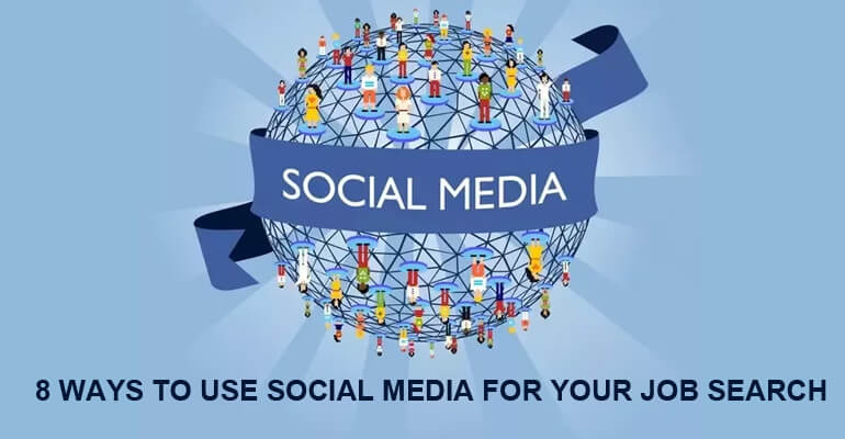 8 Ways to Use Social Media for Your Job Search - Online Guider