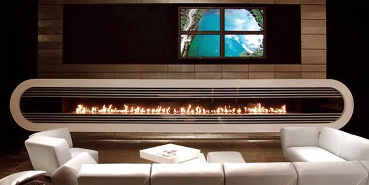 4 Reasons to Buy Linear Fireplaces This Winter