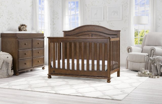 Save Money with a Baby Crib and Changing Table Set