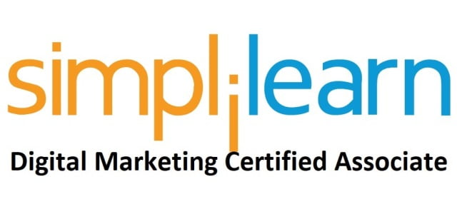 SimpliLearn Digital Marketing Course