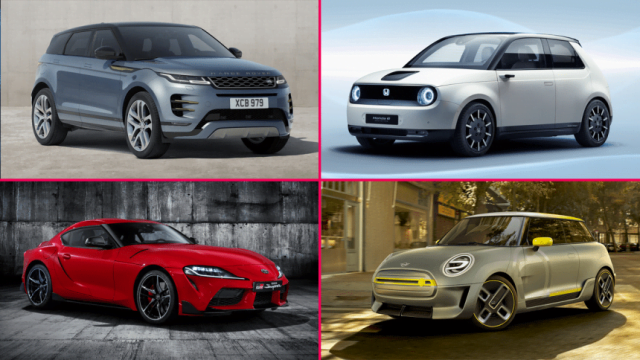 UK's Most Popular Car's on the Road Right Now