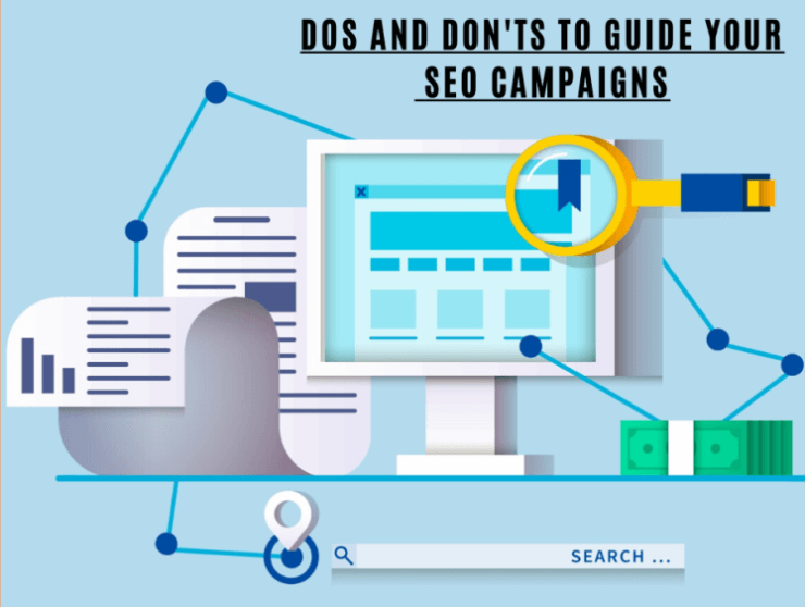 Dos and Don'ts to Guide Your SEO Campaigns