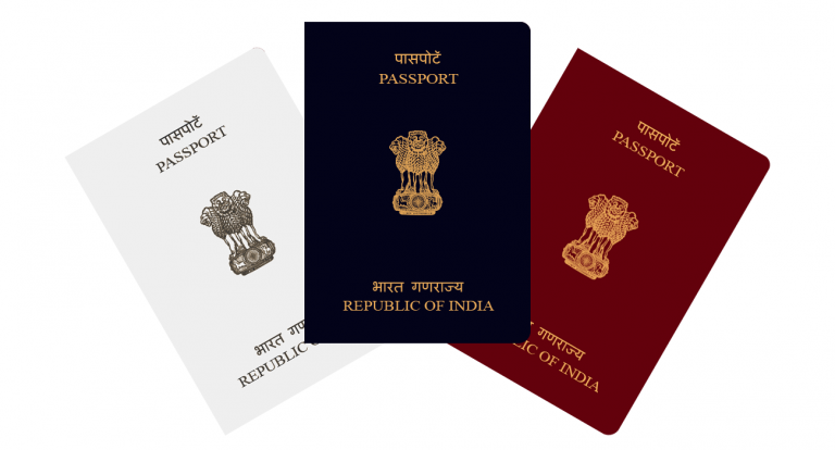 Information about Passport in India