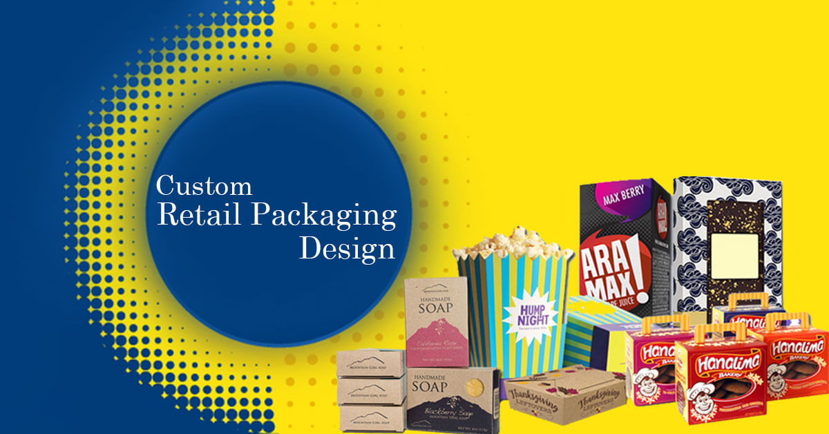 All The Reasons Why Custom Retail Boxes Wholesale In Trend These Days