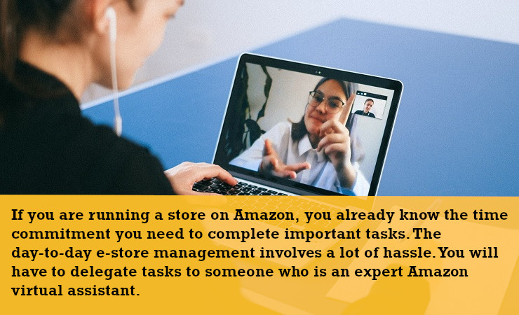 How Amazon Virtual Assistant Services Maximize Your Business Potential